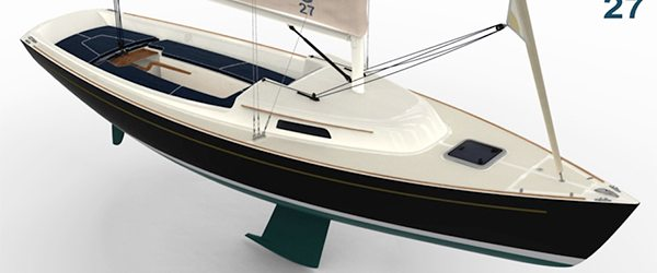 e Sailing Yachts e27