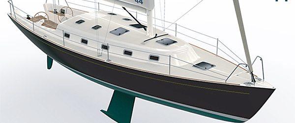 e Sailing Yachts e44