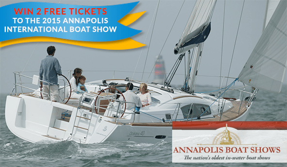 free annapolis boat show tickets